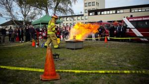Fire Prevention Week 2018 - Public Service Announcement
