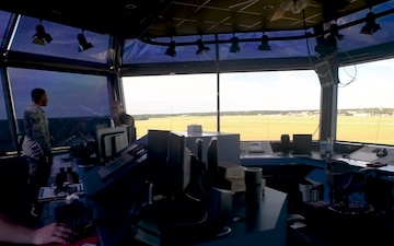 Air traffic controllers ensure pilot safety