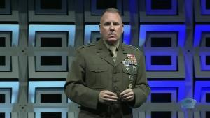 Transcom Deputy Commander Speaks at National Defense Transportation Association Expo