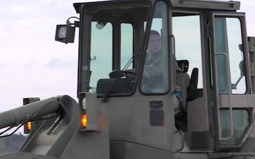 Swamp Fox Airmen Return From Deployment