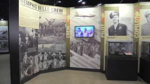 Boeing B-17F Memphis Belle at NMUSAF