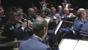United States Air Force Concert Band Visits San Angelo