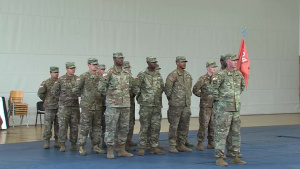Change of Command 404th ASB