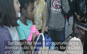 NMCSD Showcases Training Tools and Simulation Mannequins at San Diego Fleet Week 2018