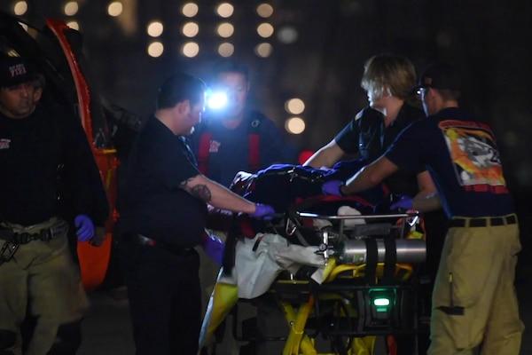 Coast Guard rescues 18