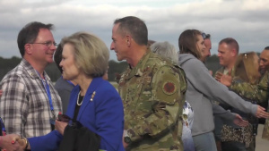 Medal of Honor 2018 Aircraft Dedication