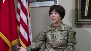 Maj. Gen. Miyako Schanely Interview