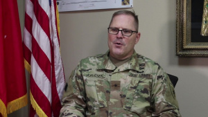 Brig. Gen. Jeffrey Jurasek Interview