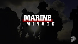 Marine Minute, October 30 2018