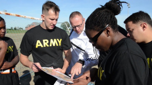 AFNORTH Soldiers Compete for German Proficiency Badge -B ROLL