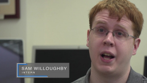 National Disability Employment Awareness Month - Sam Willoughby