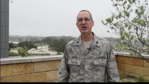 Greetings – Washington Redskins - Shoutout – Lt. Col. Beyea