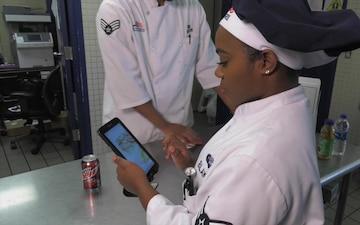 Virtual Meal Ordering