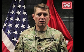 Combined Federal Campaign - Interview with Col. John Hudson, USACE Omaha District