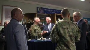 Anniversary Ceremony 20 Years Apprenticeship Program of the U.S. Army Vilseck