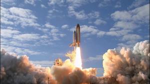 NASA Astronauts Train in WPAFB Centrifuge