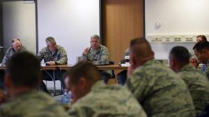 2018 USAFE-AFAFRICA Communications Squadron Commander Workshop