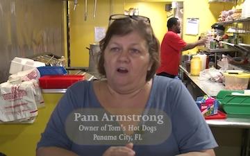 Panama City, FL Businesses are Returning