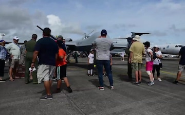 Wings Over Homestead MQ-9 lapse