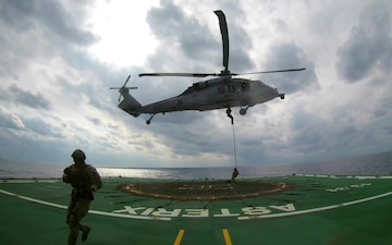 Sailors Conduct VBSS Operations
