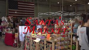 Santa's Market Spot