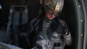 K-9 Black Hawk Medical Training B-Roll