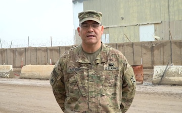 Chief Warrant Officer 3 Jay Rosado
