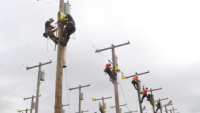 249th Engineers Compete in Lineman's Rodeo