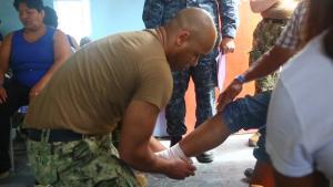 USNS Comfort Provides Medical Assistance in Peru