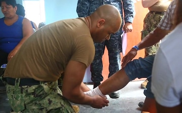 USNS Comfort Provides Medical Assistance in Peru