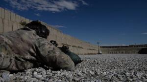 Bagram PJ and CRO Footage Part 1 - Shooting Drills