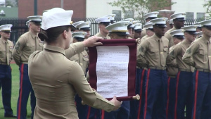 History of the Marine Corps Birthday