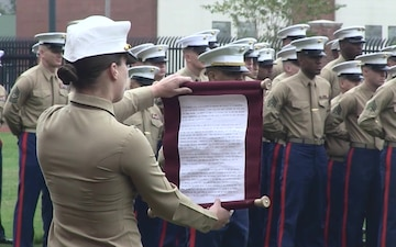 History of the Marine Corps Birthday