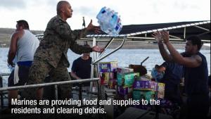 Helping Hands | Super Typhoon Yutu