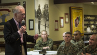 Medal of Honor Recipient Maj. Gen. Livingston: Battle of Dai Do