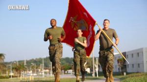 1st MAW celebrates Marine Corps' 243rd birthday
