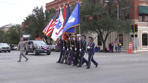 San Angelo Veterans Day Parade