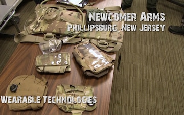 Tech Warrior OPS Participant Spotlight: Newcomer Arms