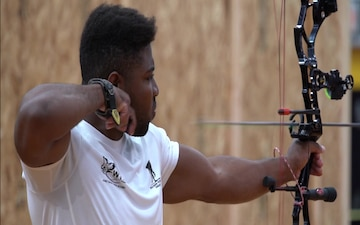 2018 Pacific Regional Trials Archery Competition