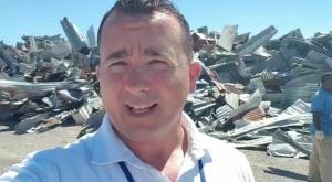 Stand-Up: Super Typhoon Yutu Debris Clean-Up