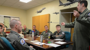 47th Flying Training Wing Commander Introduction