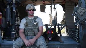 K-9 Medivac Black Hawk Training Interviews
