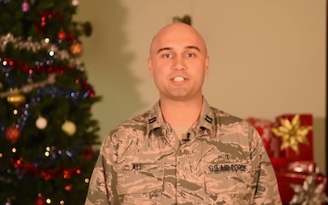 Capt. Syed Ali Holiday Greeting