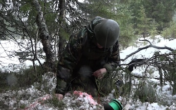 TRIDENT JUNCTURE 2018 - Dutch engineers conduct explosives training