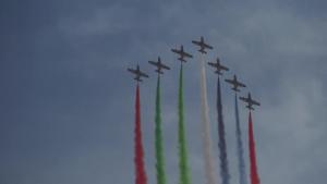 Bahrain International Airshow: 30 seconds