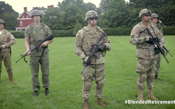 Blended Retirement System Revolutionizes Military Retirement
