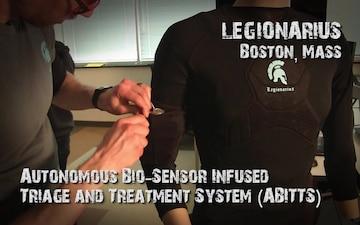 Tech Warrior OPS Participant Spotlight: LEGIONARIUS