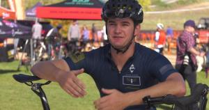 Wyoming ANG Pilot and Pro Cyclist