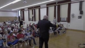 Veterans visit WNY Elementary School