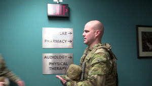 Army Navy Spirit Video Skit from 1st Stryker BCT in Alaska